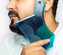 Beard Shaping Tool Trimming Shaper