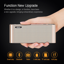 HANTOPER HiFi Wireless Speaker Dual Bass Bluetooth Speaker Portable Subwoofer With Led Display Speaker Support TF FM Radio USB