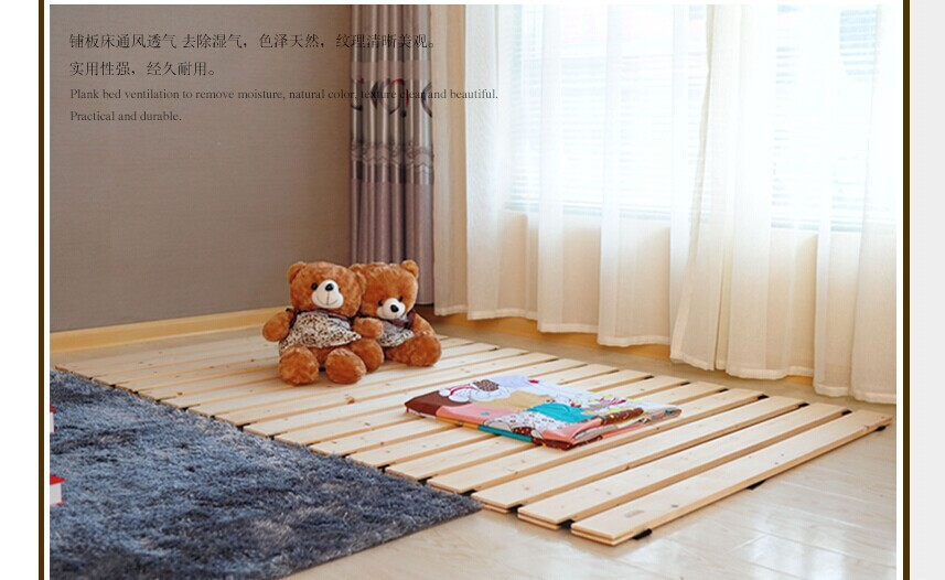 Exceptional Aliexpress.com : Buy Wooden Tatami Bed Plate Minimalist Modern Plate Bed,Bedroom  Furniture,Japanese Style Floor Bed,Solid Wood Bed Folding 60*200 From ...