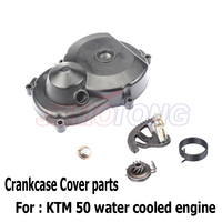 New motorcycle KTM 50 Crankcase Cover Right For KTM 50 65 50CC 65CC SX Water Cooled engine SX Pro JR LC SX PRO SR