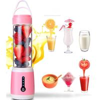 2018 Portable Blender USB rechargeable Personal Blender for single served Small Blend JULY1