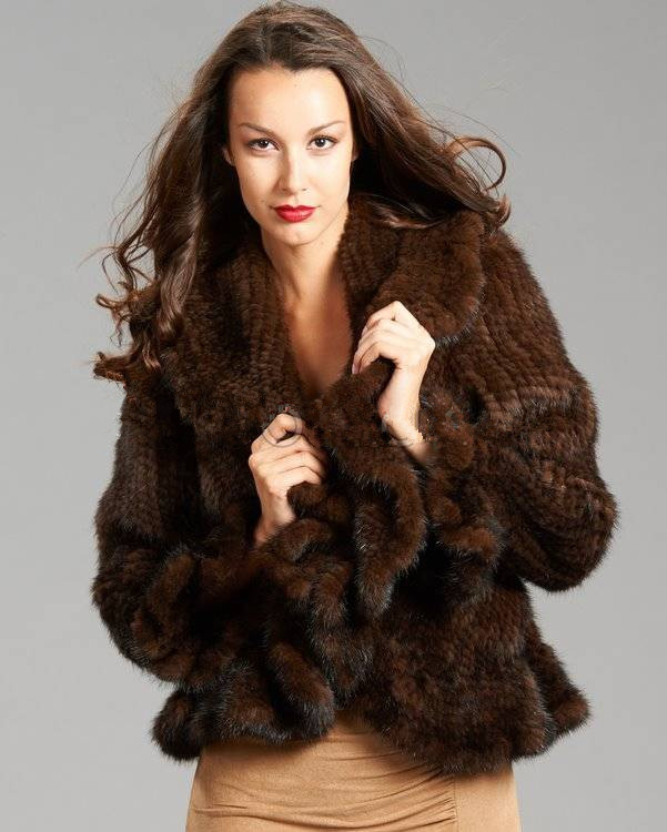 Real Mink Coats For Sale | Down Coat