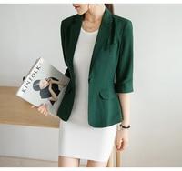 J60742 Fashion New Small Suit Blazer Casual Plus Size Women Blazers and Jackets