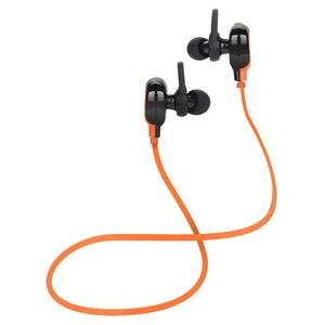 Image 5 - QAIXAG senza fili di Bluetooth di sport auricolare CSR programma in ear Bluetooth auricolare per telefoni cellulari accessori del telefono nero