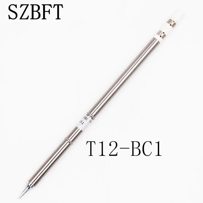 SZBFT T12-BC1 D52 DL32 DL52 I IL ILS Puntas de soldador para - Equipos de soldadura - foto 2