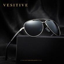 Polarizada óculos de Sol da Forma Dos Homens do Metal Do Vintage Quadro Óculos De Marca De Grife Clássico Lazer Eyewear oculos de sol feminino