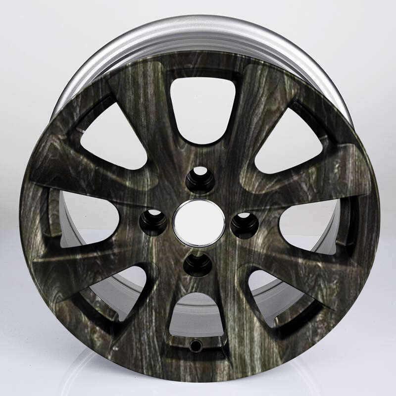 0.5 M * 1 M modello di legno idrografico film stampa di trasferimento dell'acqua, aqua pellicola di stampa, superfici irregolari stampa HW277S