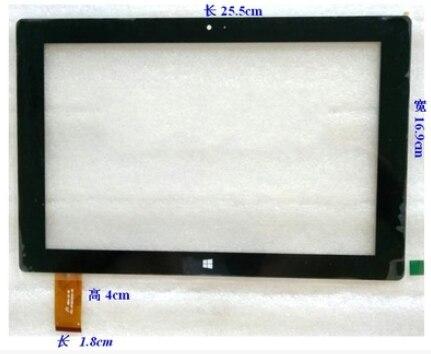 Новый оригинальный 10.1 дюймов tablet емкостной сенсорный экран FPC-FC101JS124-03 бесплатная доставка