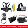 Sj5000 Sj4000 Go Pro Accessories Wrist Head Chest Strap Bag Floating Bobber Grip Mount Case Gopro