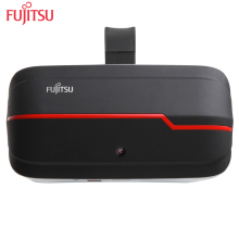 Fujitsu All in One VR Headset Android 4.4 Quad Core 1.5Ghz CPU Virtual Reality 3D Glasses Support Wifi Bluetooth USB TF Card