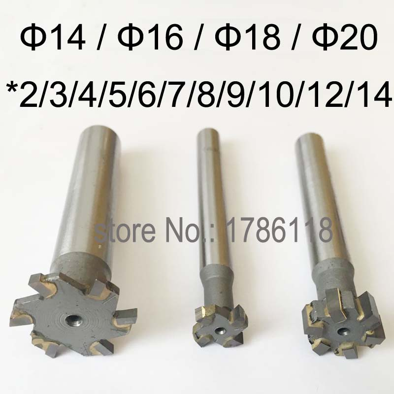 Carbide tipped T slot cutter, Welding carbide T cutter, welded carbide t cutter14mm 16mm 18mm 20mm*2,3,4,5,6,7,8,9,10,12,14mm carbide tipped t slot cutter welding carbide t cutter welded carbide t cutter 32mm x 4 5 6 8 10 12 14mm