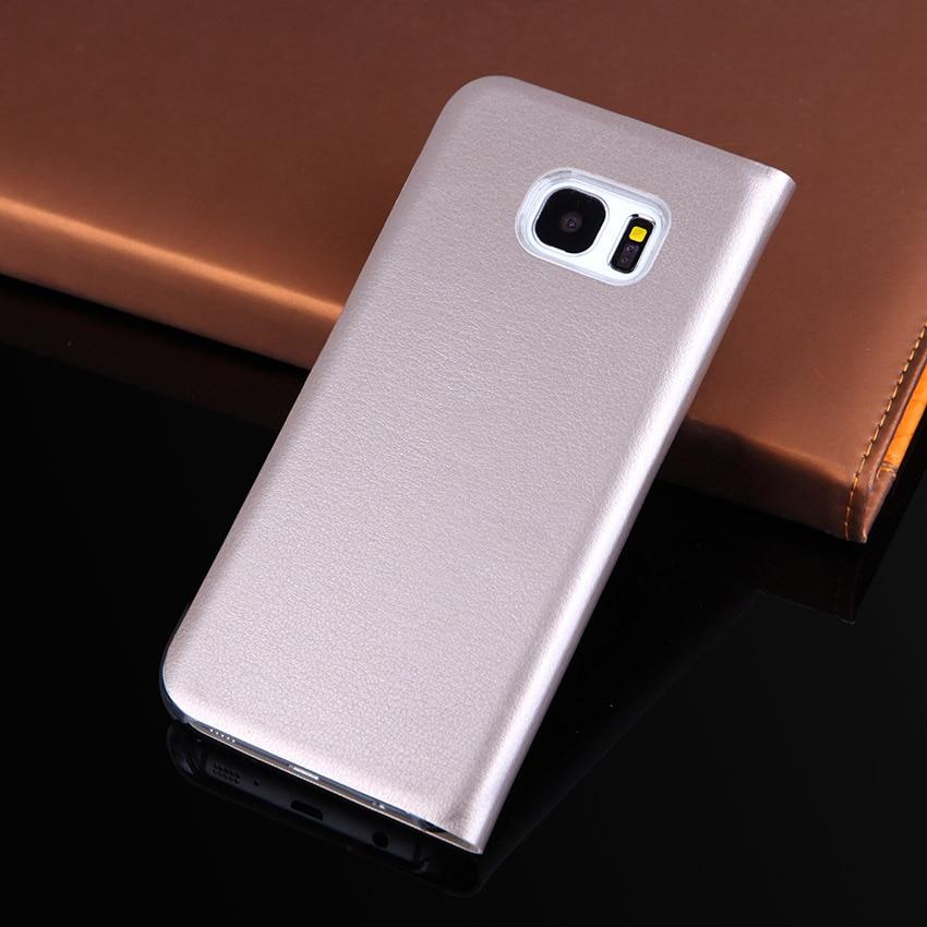 Slim View Shell Telepon Lengan Tas Balik Kembali Tutup Kasus - Aksesori dan suku cadang ponsel - Foto 4