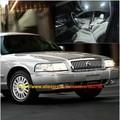 Free Shipping 12pcs/lot White 12 volt Interior Car LED Lights For Mercury Grand Marquis 2003-2010