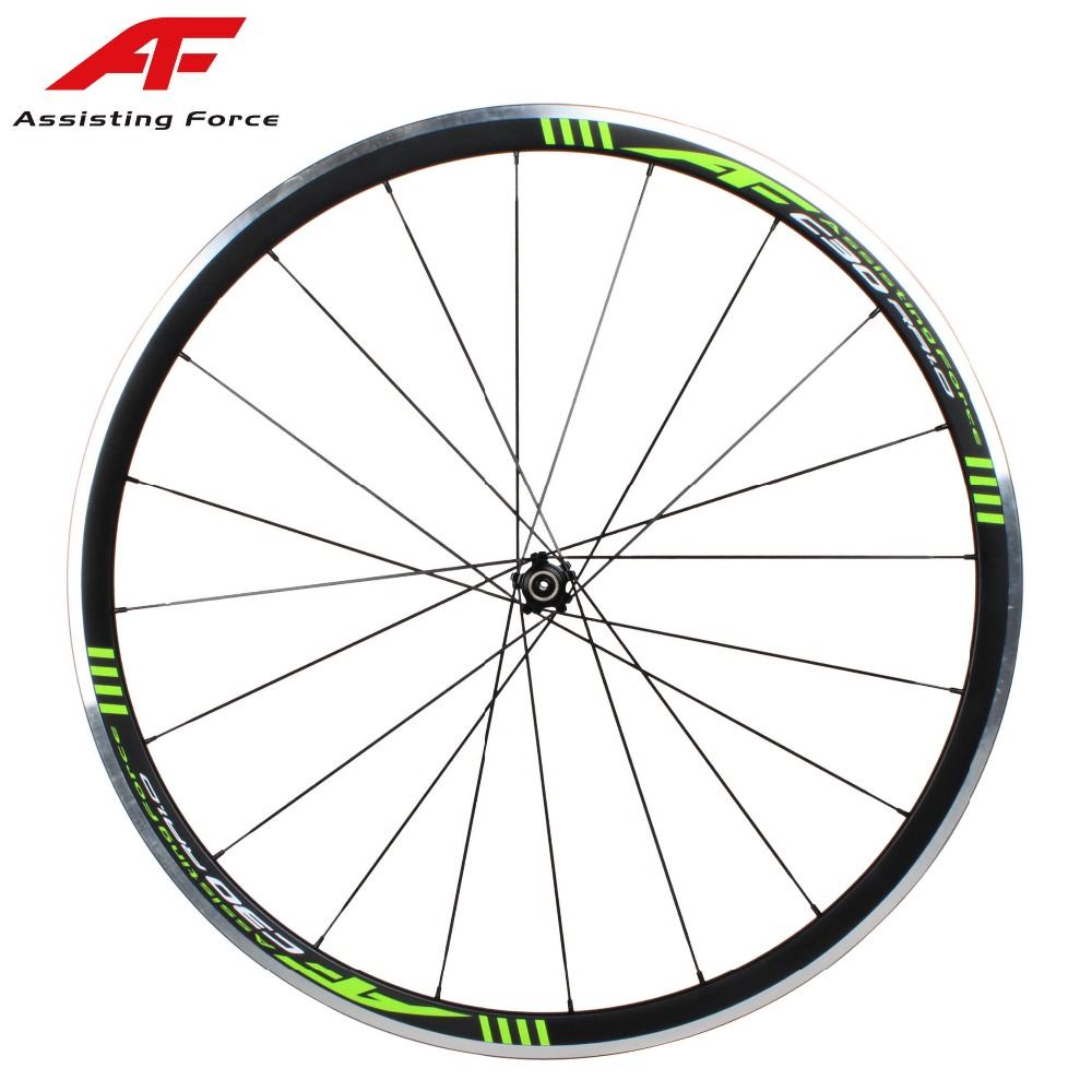 NEW AF alloy super light clincher wheels only 1500g  aero spokes straight pull hub 700C ultra light aluminum road bike wheels насадка фрезерная строгальная 82 мм для carver 45 52 нмз нфс 3