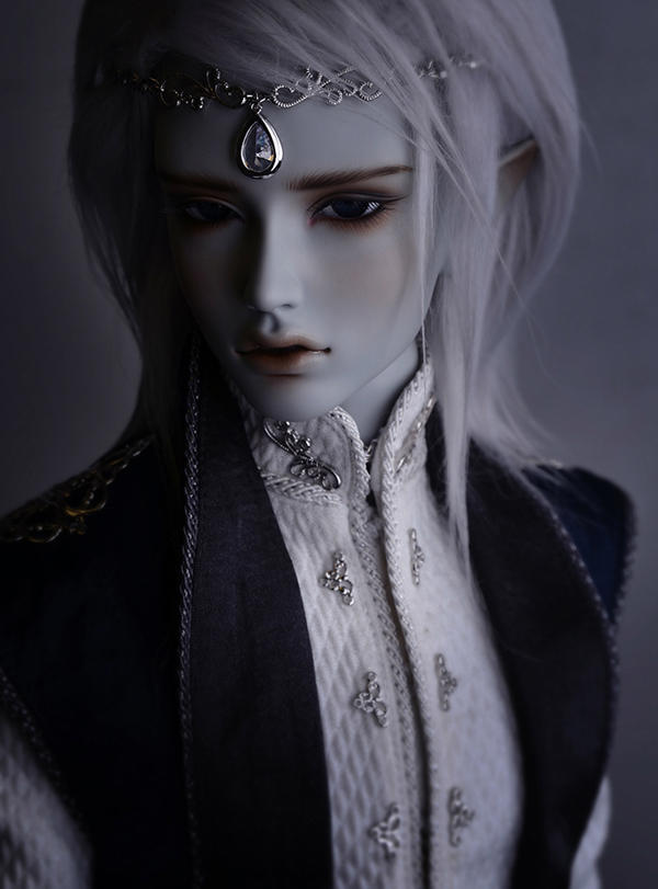 HeHeBJD 1/3 Male Dia ELF ears human body free eyes  65cm body with wide open eyes-in Dolls from Toys & Hobbies    1