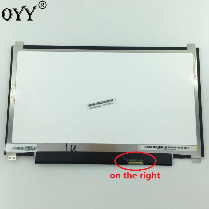 13.3 inch 1366*768 30PIN HB133WX1-402 V3.0 LCD Display Panel Screen For Asus TP300 TP300LA TP300LD UX30313.3 inch 1366*768 30PIN HB133WX1-402 V3.0 LCD Display Panel Screen For Asus TP300 TP300LA TP300LD UX303