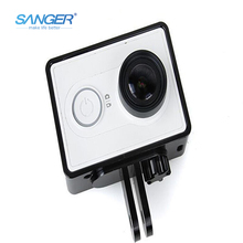 SANGER CNC Aluminum Alloy Border Protective Frame Case for Xiaomi Yi Action Camera Accessories Travel Edition Sport Yi Camera