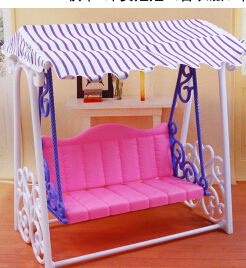 Fashion Swing set for Barbie doll American girl doll toy house furniture accessories-in Dolls from Toys u0026 Hobbies on Aliexpress.com | Alibaba Group & Fashion Swing set for Barbie doll American girl doll toy house ...