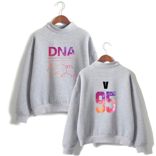 DNA ARMY Sweatshirt Pullover Sweater BTS