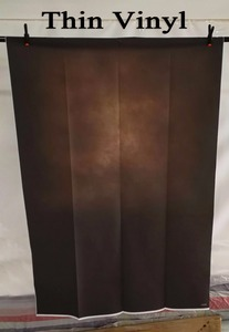Image 2 - Allenjoy photography backdrops solid color vinyl old master dark brown photographic background photo studio wedding photocall