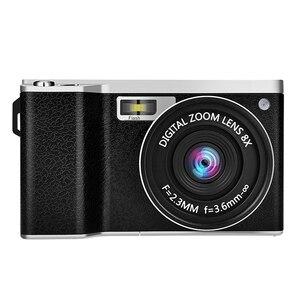 Image 5 - X9 4 Inch Ultra Hd Ips Druk Screen 24 Miljoen Pixel Mini Enkele Camera Slr Digitale Camera
