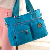 Luxury Fashion Handbags Nylon Ladies Shoulder Crossbody Bags Women bag Large High Quality Messenger Bags Casual Tote