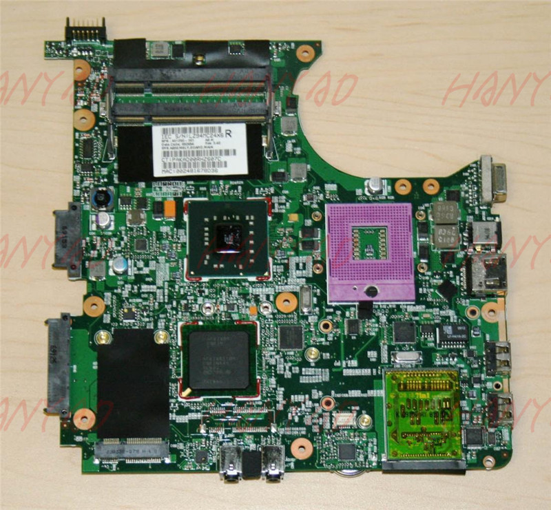 491250-001 For HP 6530s 6730S Laptop Motherboard ddr2 free Shipping 100% test ok