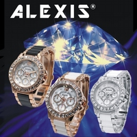 FW830 Best Ceramic Crystal Water Resistant Bracelet Watch woman Ladies watches Alexis Brand
