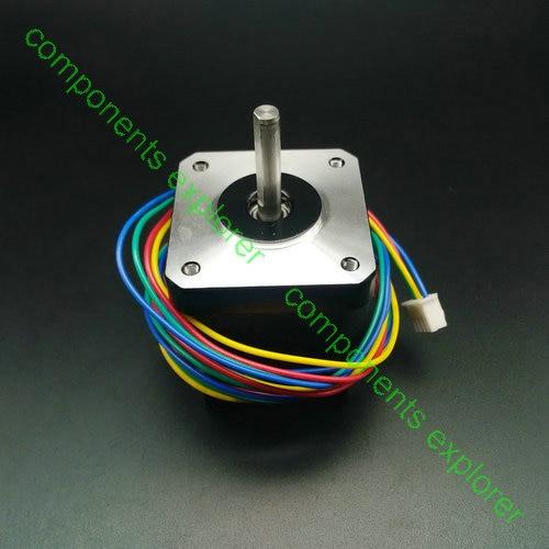 Stepper motor nema17 high torque stepper motor 48mm length for Limited angle torque motor