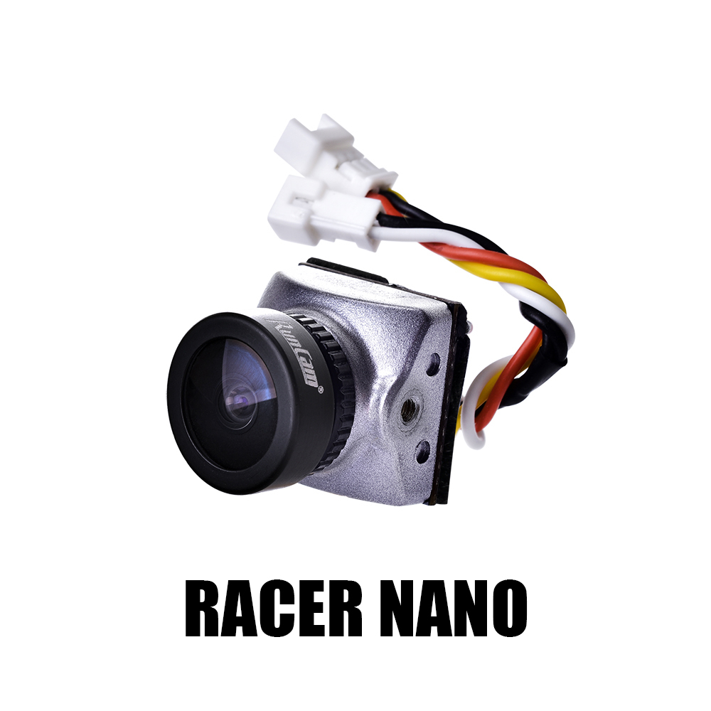 Runcam Racer Nano FPV Camera The Smallest Best FPV Racing Cam Gesture Control 16:9 4:3 PAL/NTSC Switchable 14*14mm 3.5g