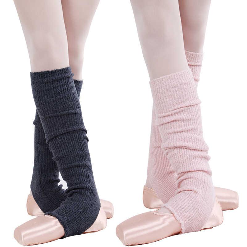 Femmes Fluo Jambières Jambe Plus Chaud Legwarmer bas chaussettes Ballet 80er Danse Fête
