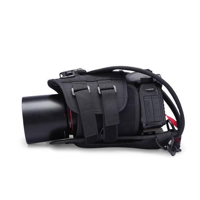 Selens SE-01CH DSLR caméra sac housse de protection bande réglable pour DSLR reflex Canon nikon DSLR D90 D750 D5600 D5300 D5100 - 5