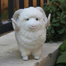 customized unstuffed life size souvenirs sheep