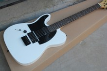 guitar factory custom Top Quality TL Signature EMG Pickup White left hand TL Electric Guitar Free Shipping 1027