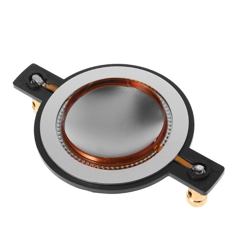 EY Audio Speaker Titanium Film 44 Core Treble Voice Coil Reel Tweeter Accessory