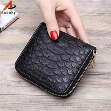 Portefeuille femmes petit PU en cuir coin mini taille femmes portefeuilles et sacs à main conçu femme porte-monnaie portefeuille 50