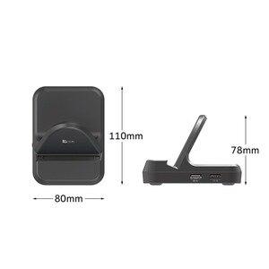 Image 3 - NEX klawiatura mysz konwerter stacja Adapter Bluetooth Dock Gamepad dla androida mobilna gra PUBG uchwyt nie trzeba pobrać oprogramowanie