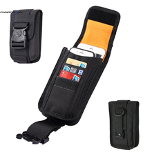 Tactical Molle font b Phone b font Holster Outdoor Belt Waist Bag Utility Vest Card Carrier