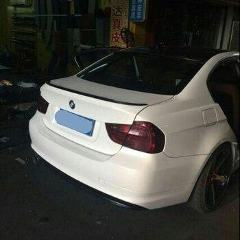 سبويلر سيارة من MONTFORD لسيارات BMW E90 320i 320li 325li 328i 2005-2011 سبويلر خلفي من بلاستيك ABS غير مطلي