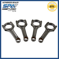 Steel forged Connecting Rod Honda K20A2 / K20Z1 / K20Z3 Super A 139mm x 22mm 800hp