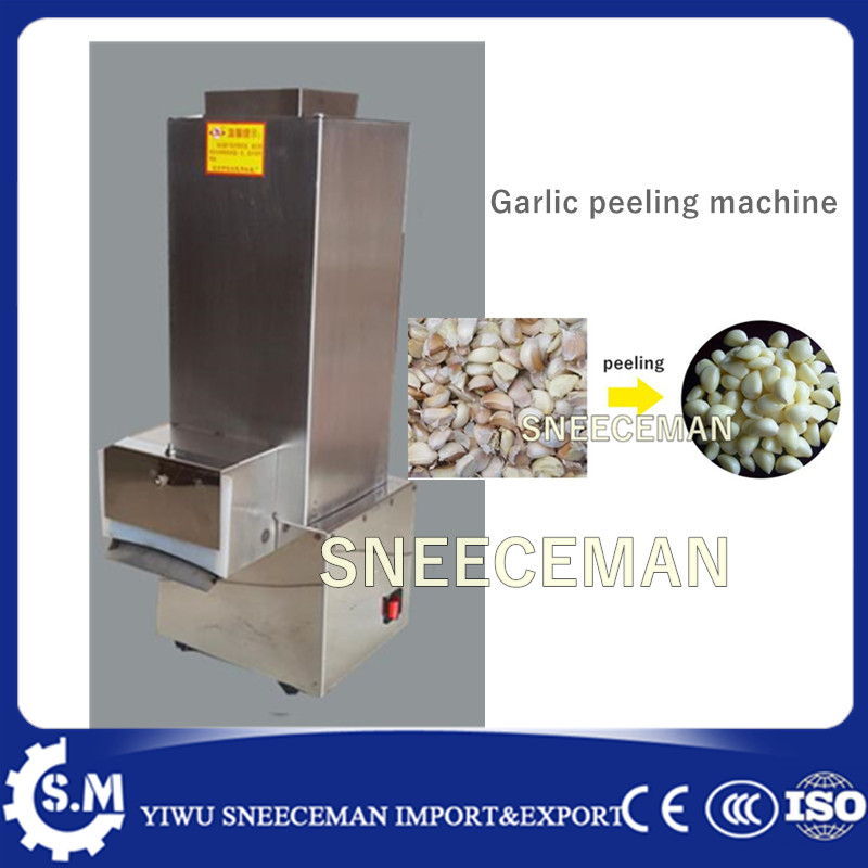 CE certified factory supply garlic peeling machine price 22kg/h 900w car polisher tool at good price gs ce emc certified and export quality