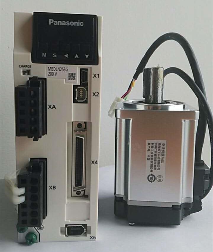 все цены на MHMF042L1U2M+MBDLN25SE Position control type AC Servo motor drive kits 60mm 400w 3000rpm 1.27Nm with 3m power and encoder cable онлайн