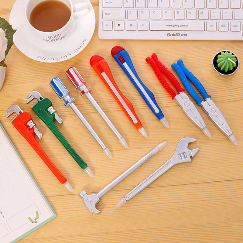 Cool ballpoint pen School stationery office supplies Style personality Practical and fun