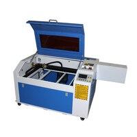 Новый LY 600*400 PRO высокая скорость лазерной гравировки 60 Вт 900 мм/сек. cystal гравюра машины