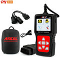 Universal OBD2 Car Truck Scanner 2 in 1 Ancel HD510 for Multi Brands Truck Diagnostic Tool Auto Scanner with Battery Monitor
