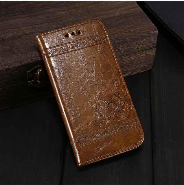 Vintage Wallet iPhone Case
