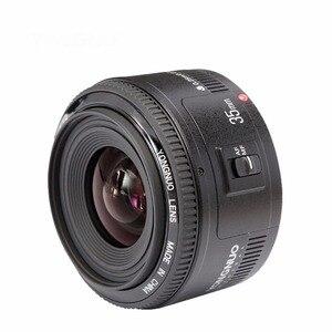 Image 4 - YONGNUO YN35mm F2.0 F2N เลนส์,YN50mm เลนส์สำหรับ Nikon F Mount D7100 D3200 D3300 D3100 D5100 D90 กล้อง DSLR สำหรับ Canon DSLR กล้อง