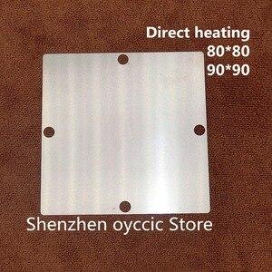 Image 2 - Doğrudan ısıtma 80*80 90*90 LGE2122 LGE2122 BTAH BGA Stencil Şablon
