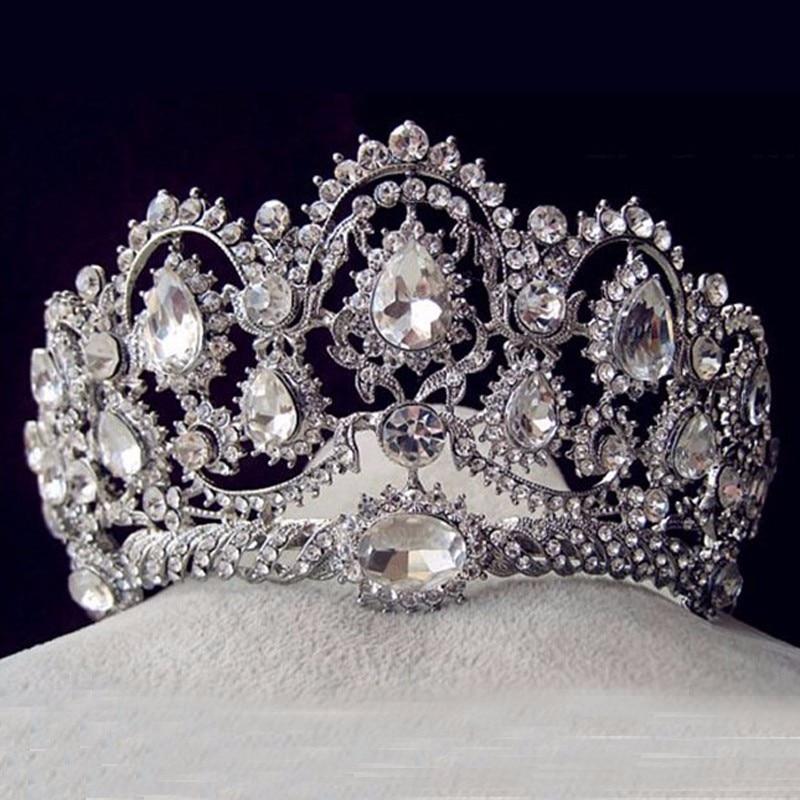 Silver Vintage Bridal Hair...