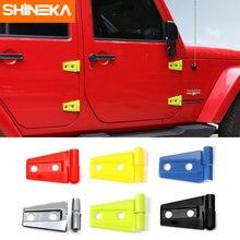 Защитная накладка на Петля двери автомобиля shineka аксессуары